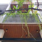 """""""Ngôi nhà hạnh phúc"""" 44m2 sở hữu thiết kế hiện đại kết hợp truyền thống, gần gũi với thiên nhiên"""